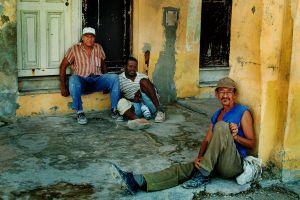 3 WORKMAN TAKING A BREAK ALONG THE EL MALECON_5416969841.jpg